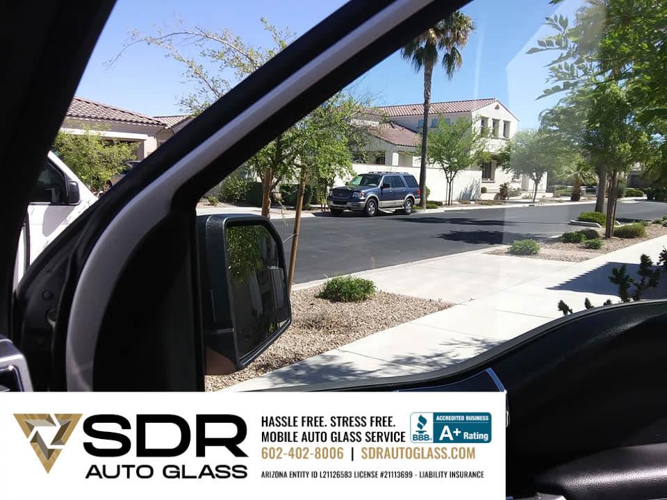 Side Door Glass Replacement Gilbert