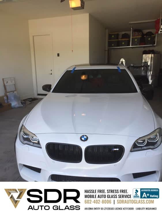 BMW Windshield Replacement Gilbert AZ