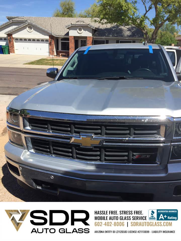 Chevrolet Truck Windshield Replacement Gilbert AZ