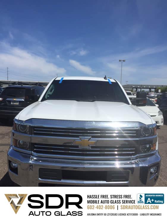 Chevrolet Truck Windshield Replacement Gilbert
