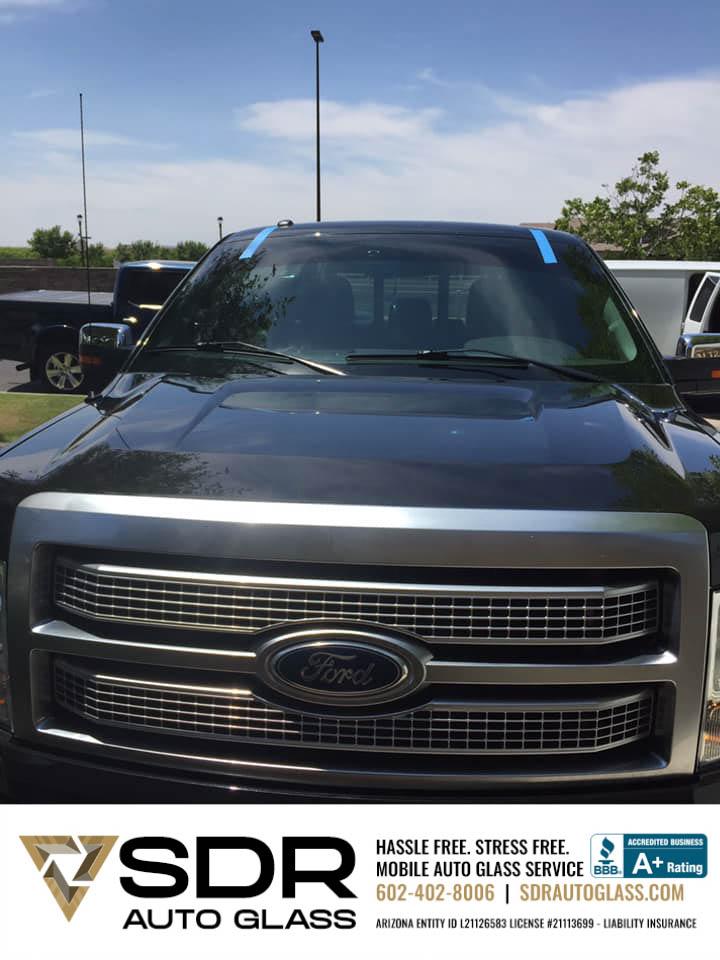 Ford Truck Windshield Replacement Gilbert AZ