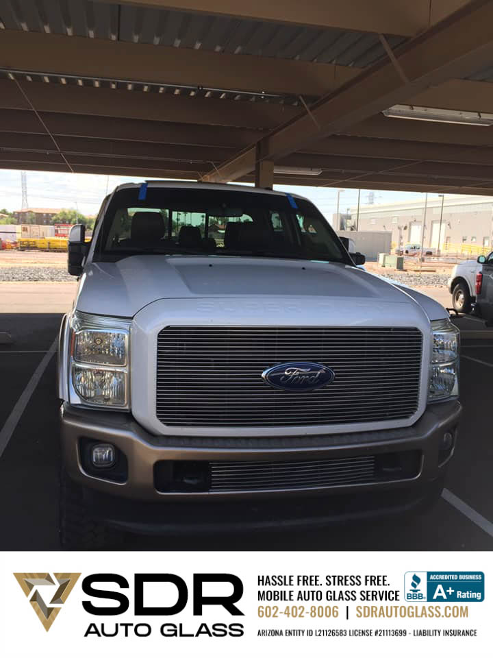 Ford Truck Windshield Replacement Gilbert