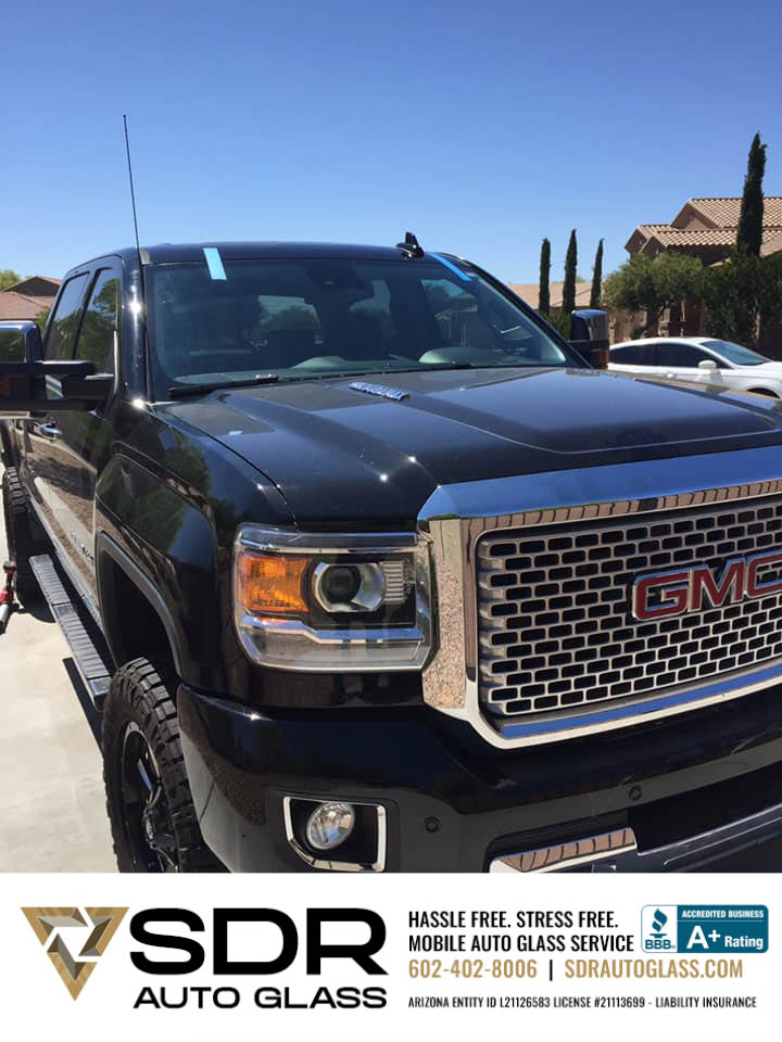 GMC Truck Windshield Replacement